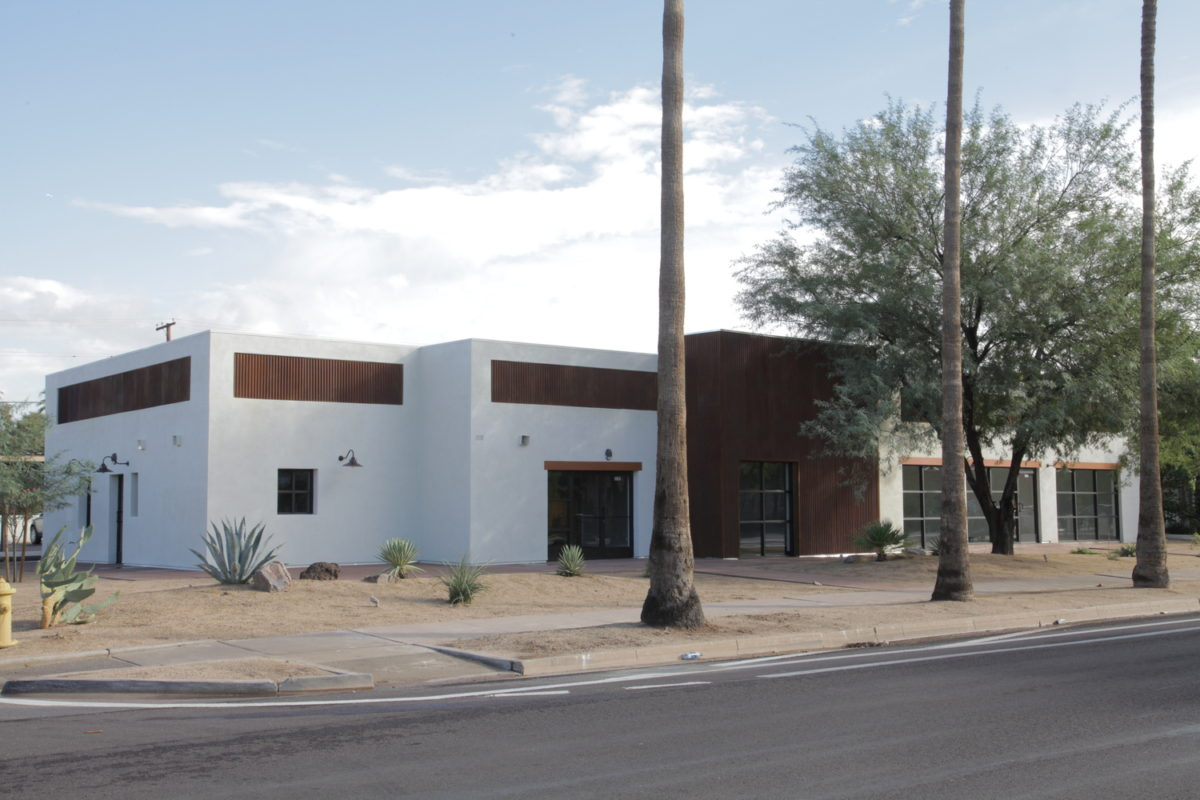 Carline Center on Roosevelt Row in Phoenix