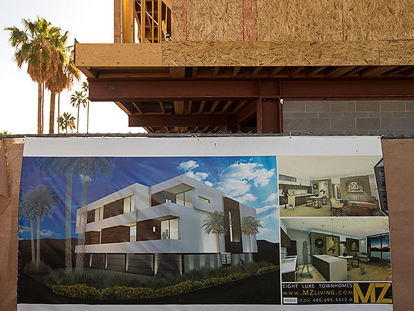 MZ Zero-Net-Energy Townhome Scottsdale AZ